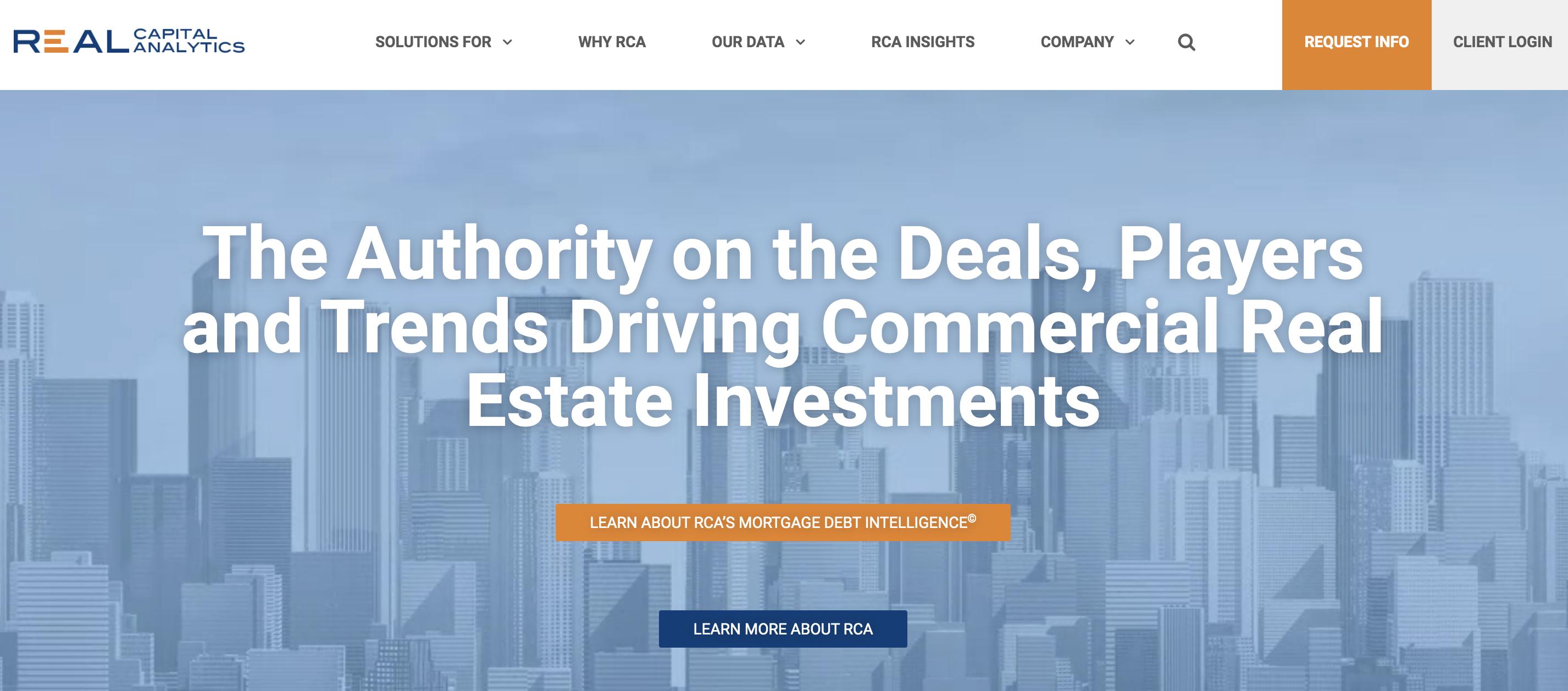 Real_Capital_Analytics