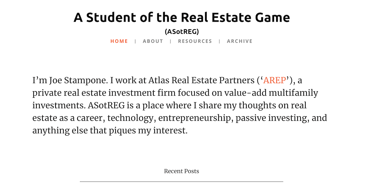 A_student_of_the_real_estate_game