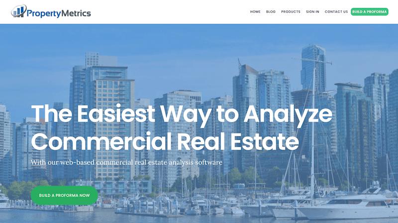 PropertyMetrics